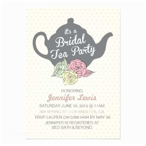 Wedding Tea Invitations 22 Best Images About Tea Party Bridal Shower Invitations