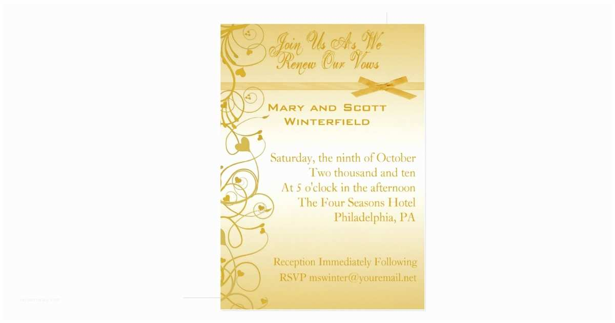 Wedding Vow Renewal Invitations Wedding Vow Renewal Invitations