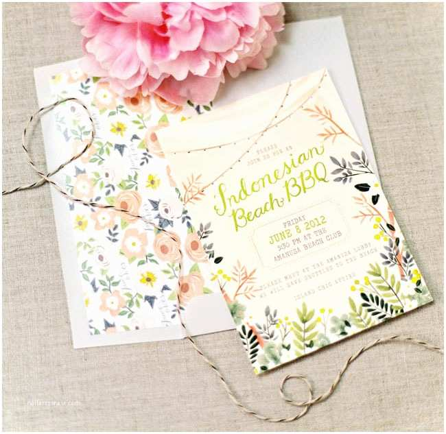 Wedding Welcome Party Invitation Bali Wel E Dinner Jaime Wes
