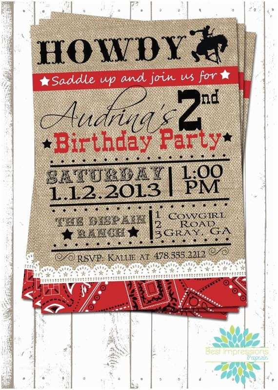 Western Party Invitations 415 Best Images About Western Party On Pinterest