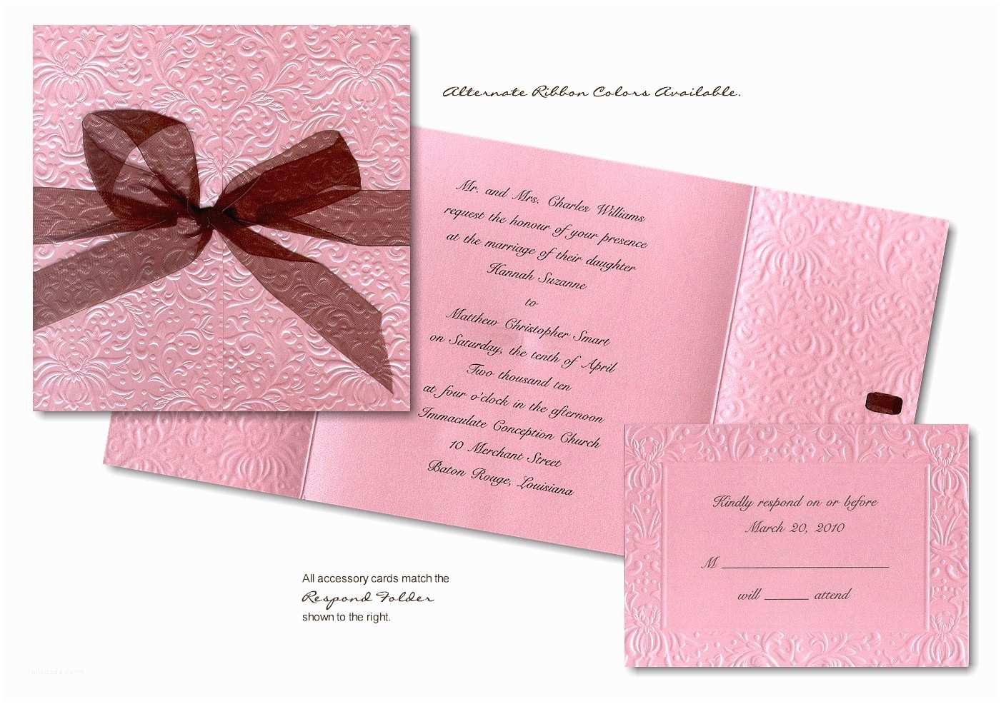 What Do You Say On A Wedding Invitation Pink Wedding Invitations Blue and Pink Wedding Invitations