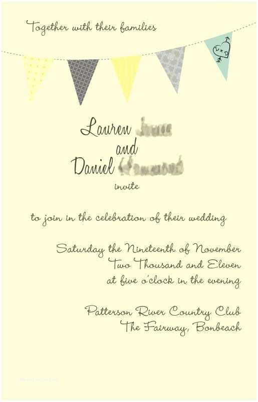 What Do You Say On A Wedding Invitation which Version Looks Better Weddingbee