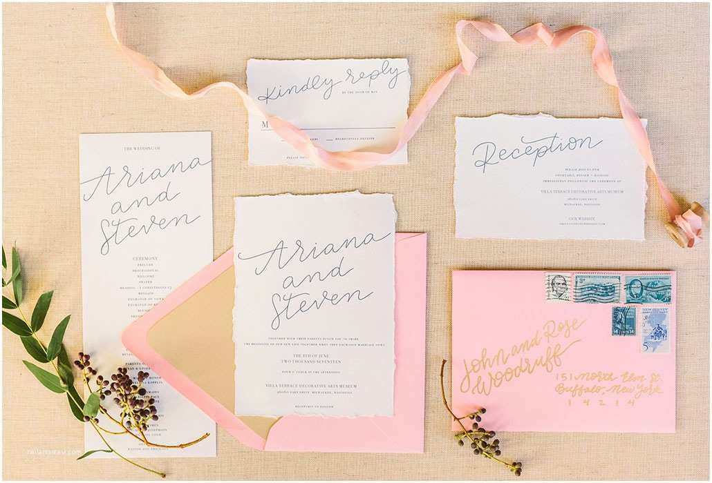 What is Included In A Wedding Invitation Suite What is A Wedding Invitation Suite and What Should You