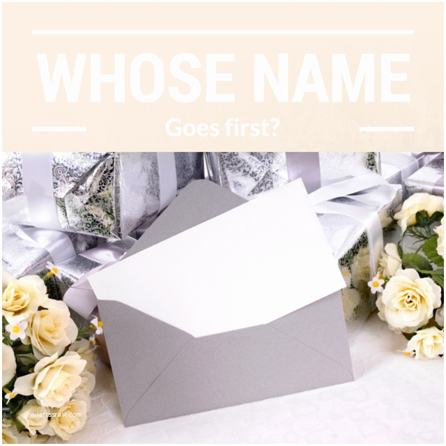 What Name Goes First On Wedding Invitations Fluid Ink Fine Letterpress Of Australia