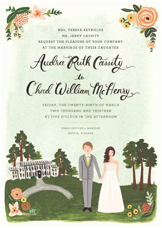 What Paper to Use for Wedding Invitations Rifle Paper Co Oh so Beautiful Paper