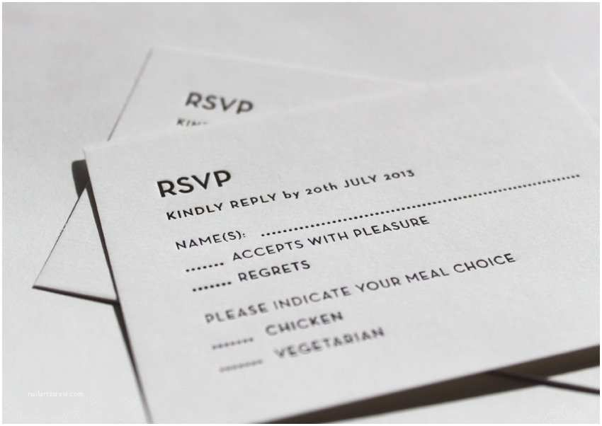 What Size are Rsvp Cards for Wedding Invitations Letterpress Business Cards and Wedding Invitations