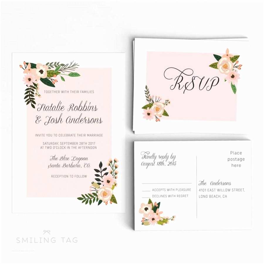 What Size are Rsvp Cards for Wedding Invitations Printable Wedding Invitation Suite Printable Wedding