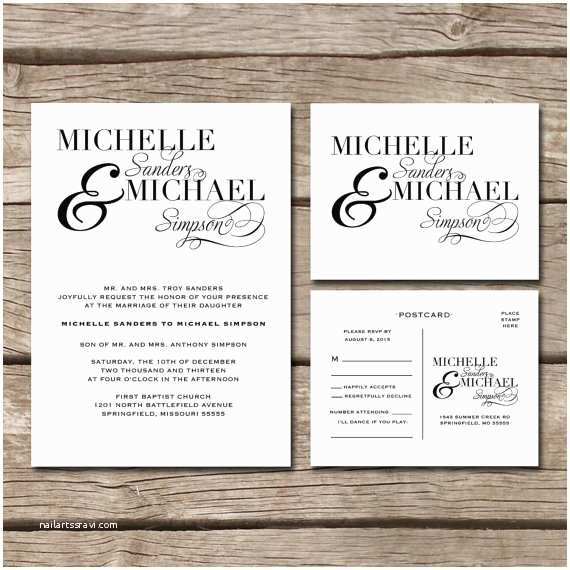 What Size are Rsvp Cards for Wedding Invitations Winter Wedding Invitations Cheap Uk Tags Diy Weddi with