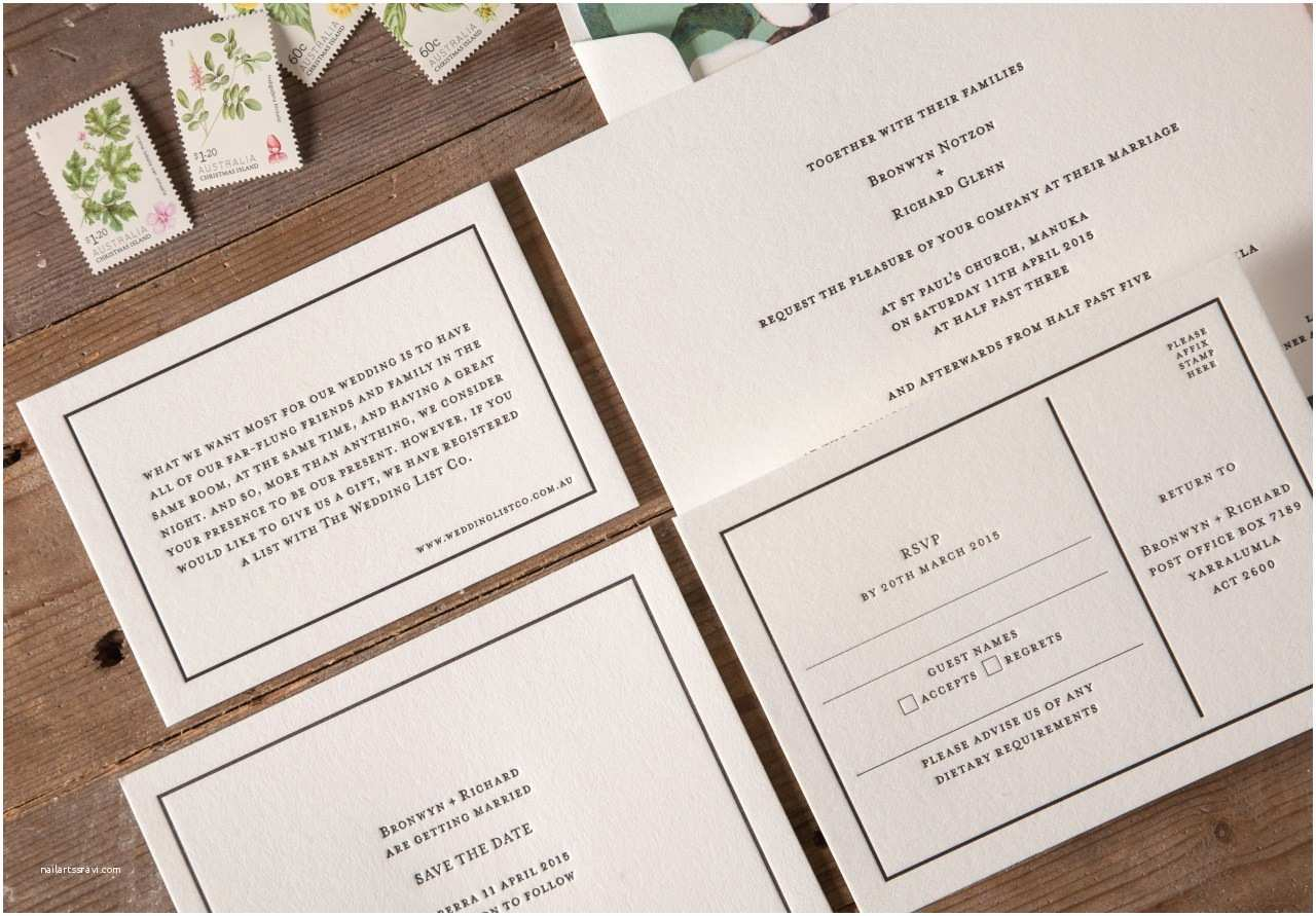 What Size are Wedding Invitations Average Size Wedding Invitation Yourweek 877da4eca25e