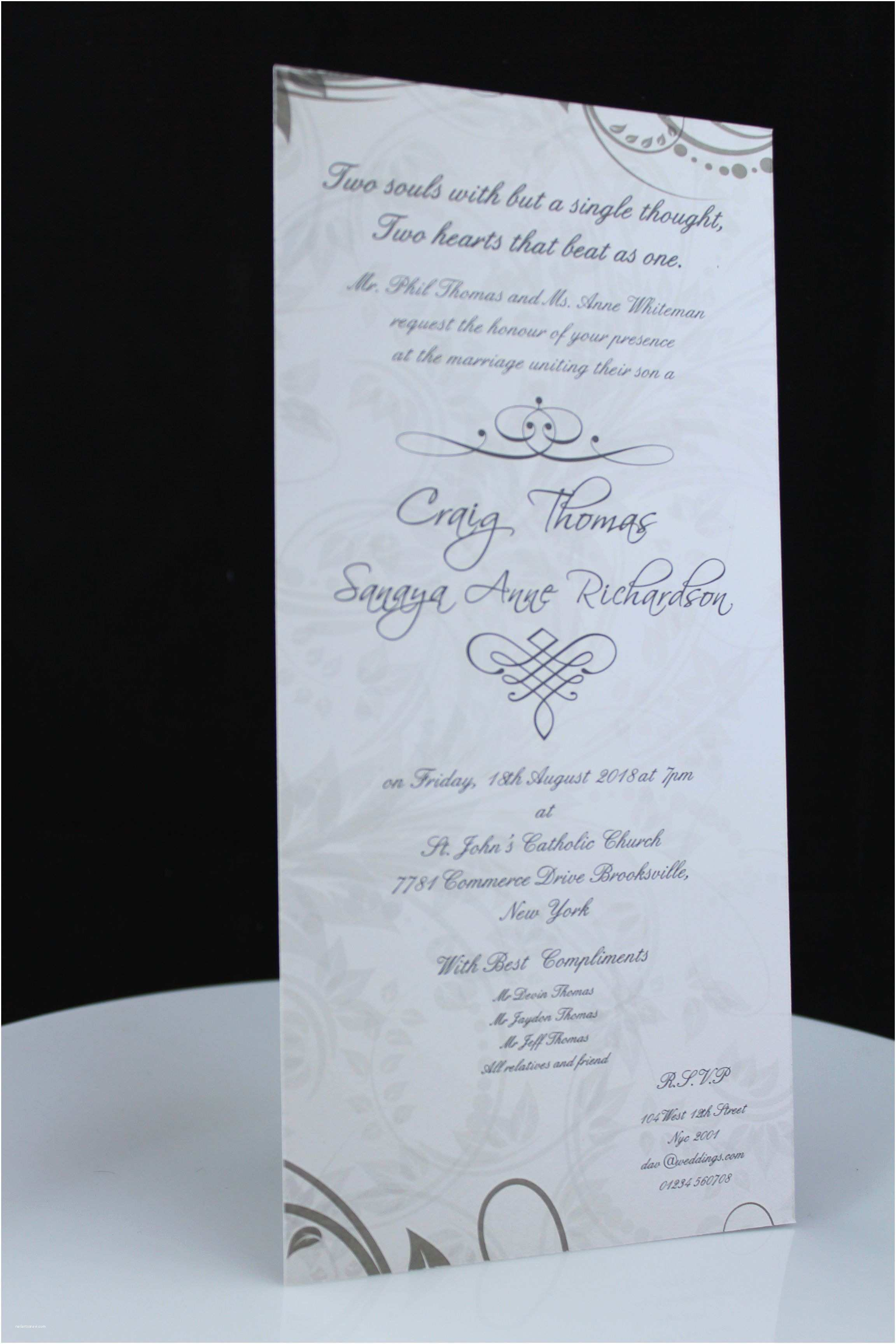 What Size are Wedding Invitations Wedding Invitation Wording Wedding Invitation Templates