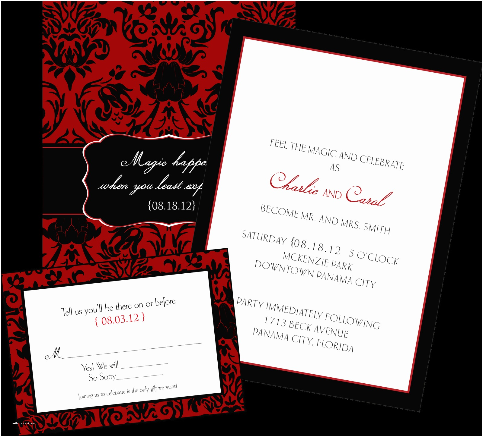What to Include In Wedding Invitation 6 Things Not to for On Your Wedding Invitations Get