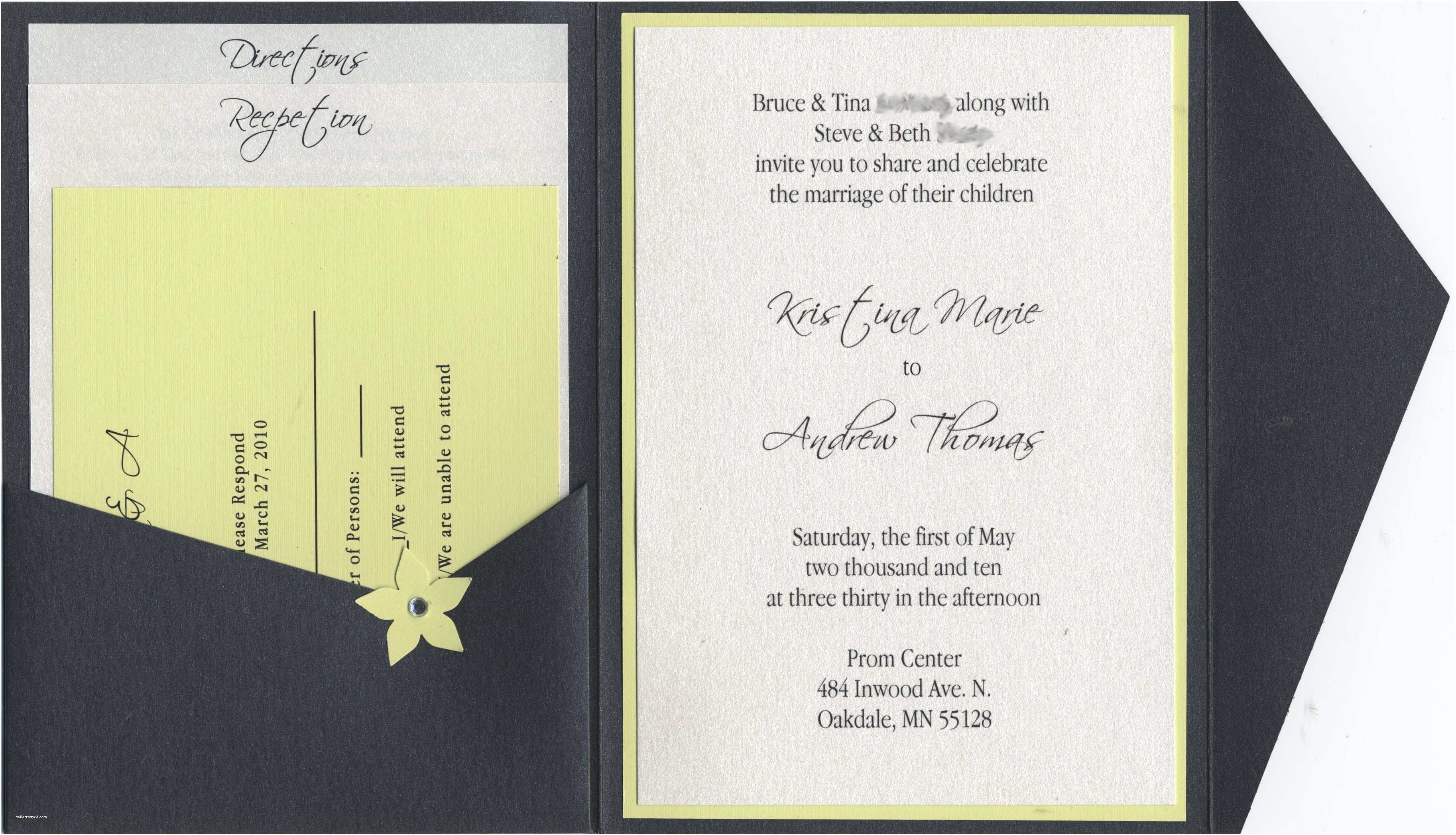 What to Include In Wedding Invitation Cards Ideas with How to Make Wedding Invitations at Home