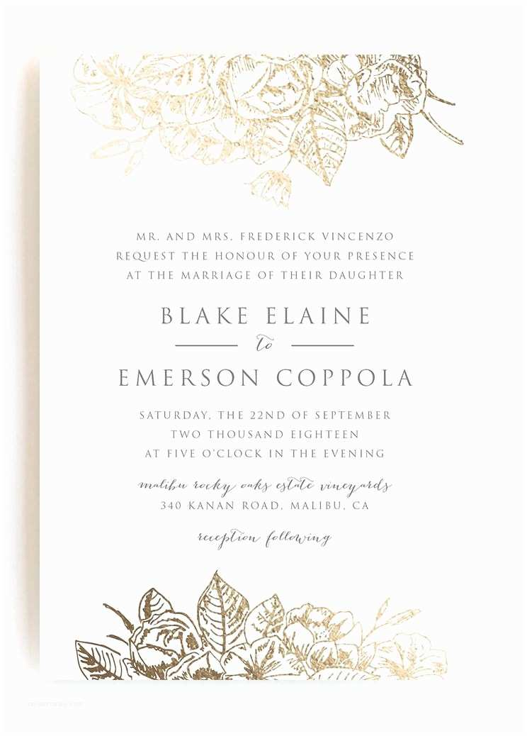 What to Include In Wedding Invitation Wedding Invitations Wedding Stationery