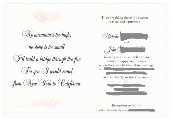 What To Put On Dding Invitations Our Diy Long Distance Inspired Dding Invitation That