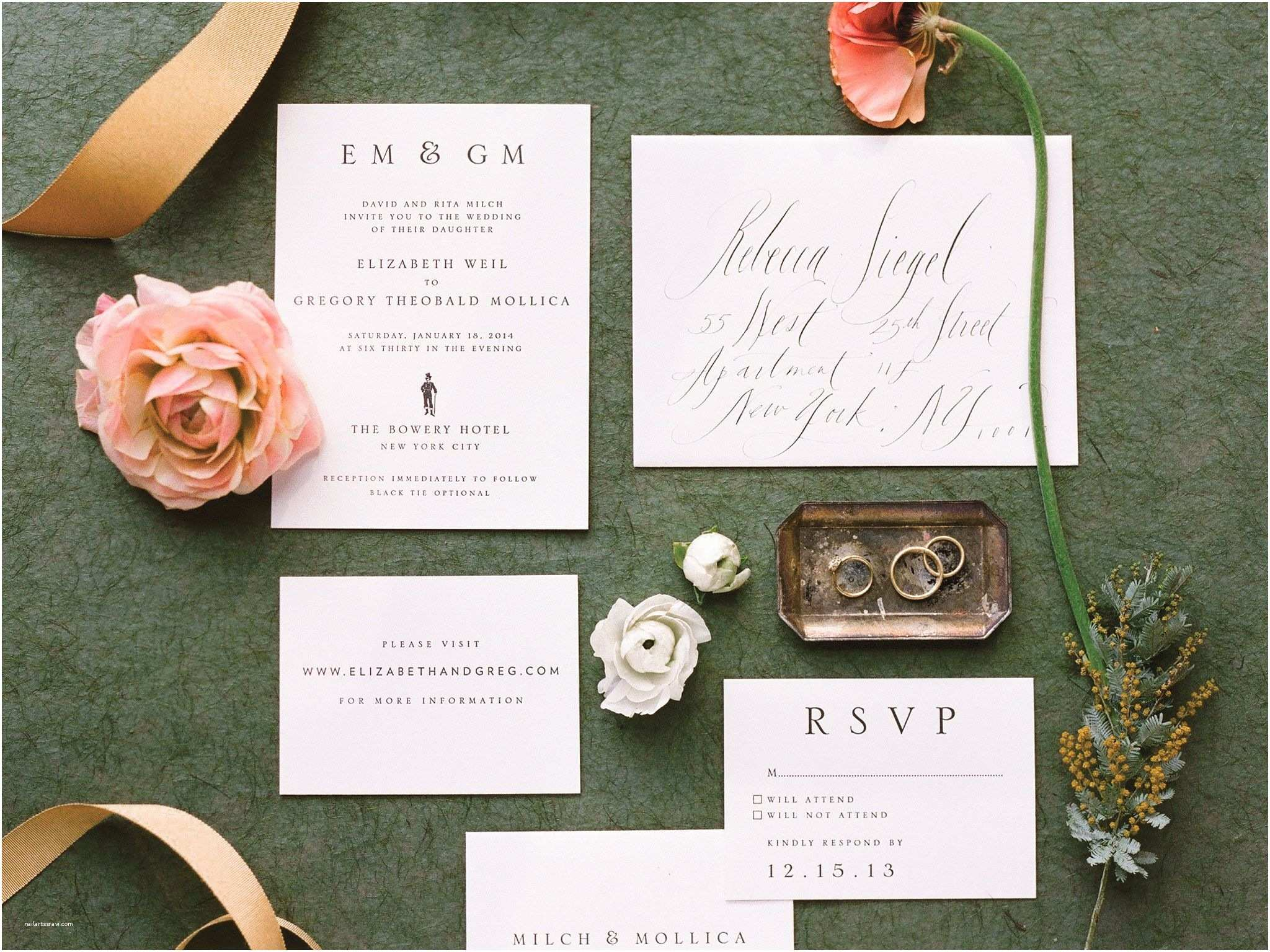 What to Put On Wedding Invitations top 10 Wedding Invitation Etiquette Questions