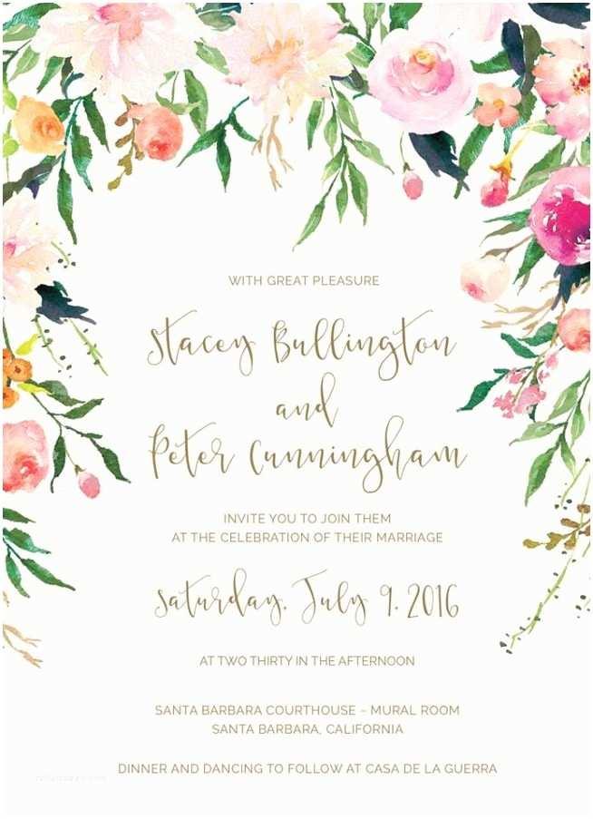 What to Put On Wedding Invitations Wedding Invitation Templates Wording Wedding Invitations