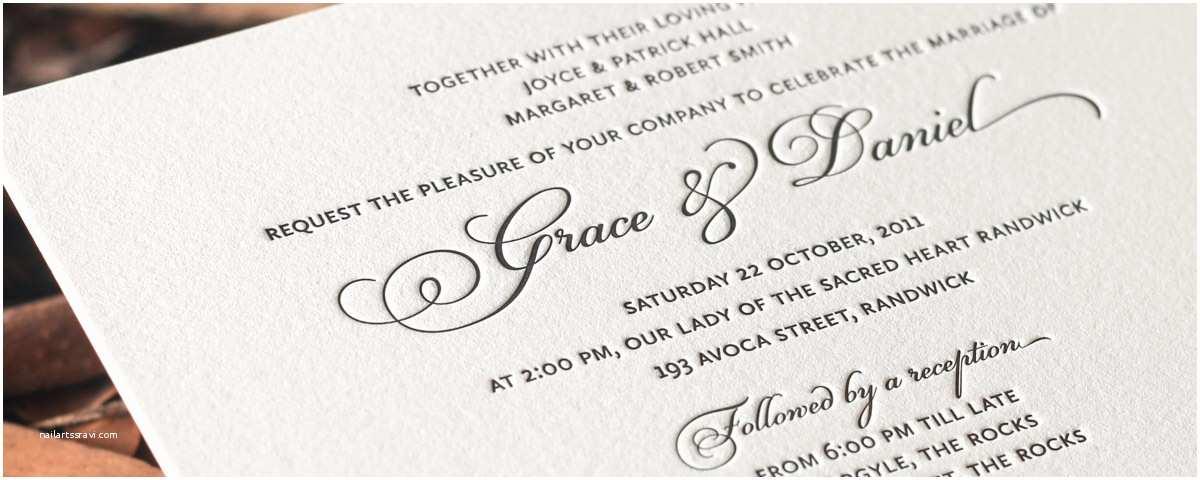 What To Put On Wedding Invitations Wedding Invitation Wording Both