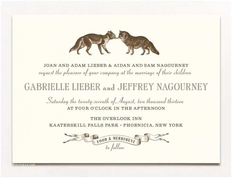What To Put On Wedding Invitations Wedding Invitation Wording Formal Modern &
