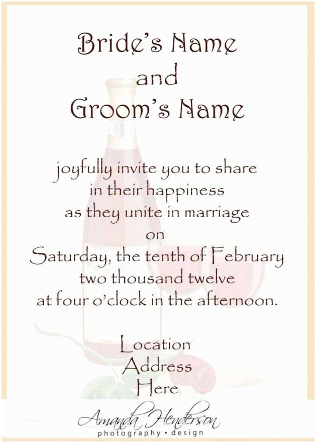 What to Put On Wedding Invitations What Do You Put Wedding Invitations