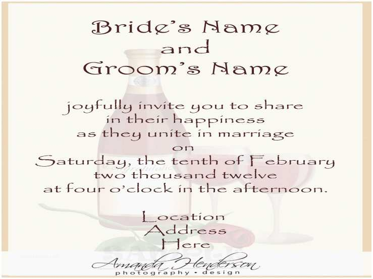 What to Write On Wedding Invitations What to Write Wedding Invites