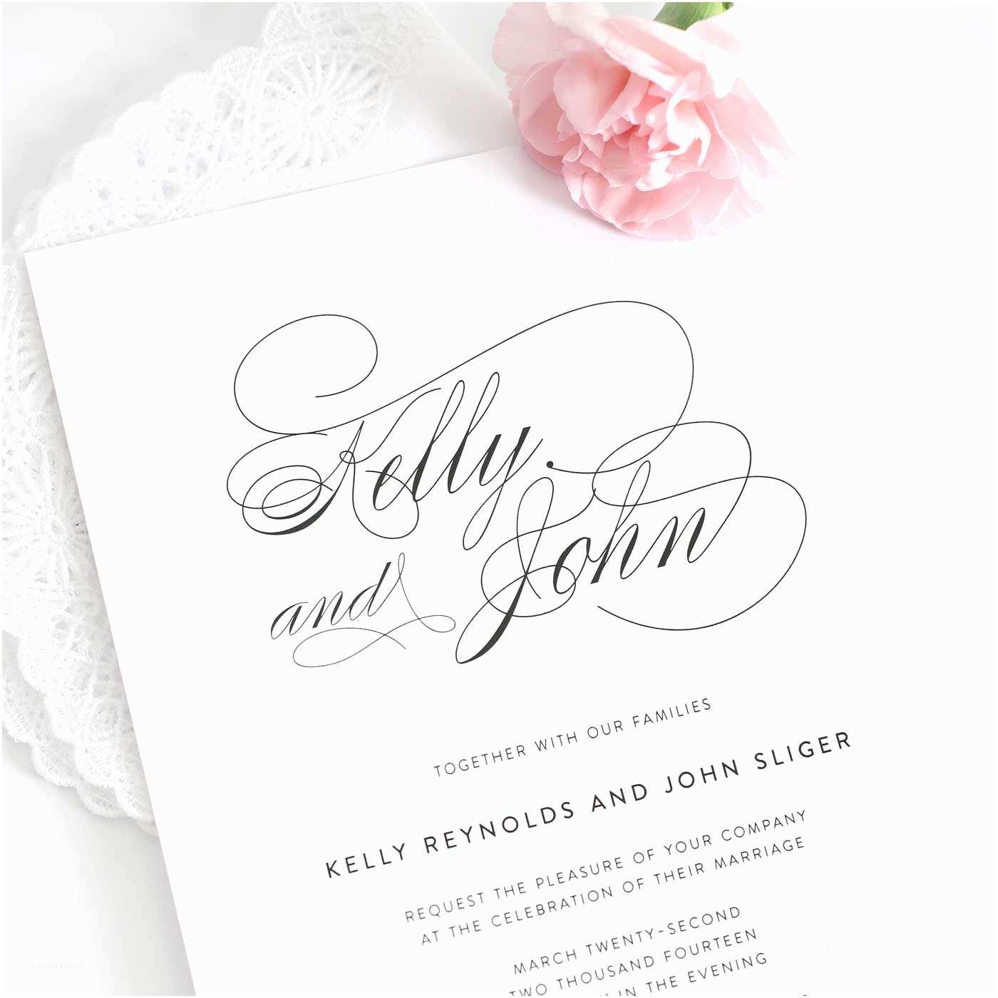Where to Get Wedding Invitations Wedding Invitations