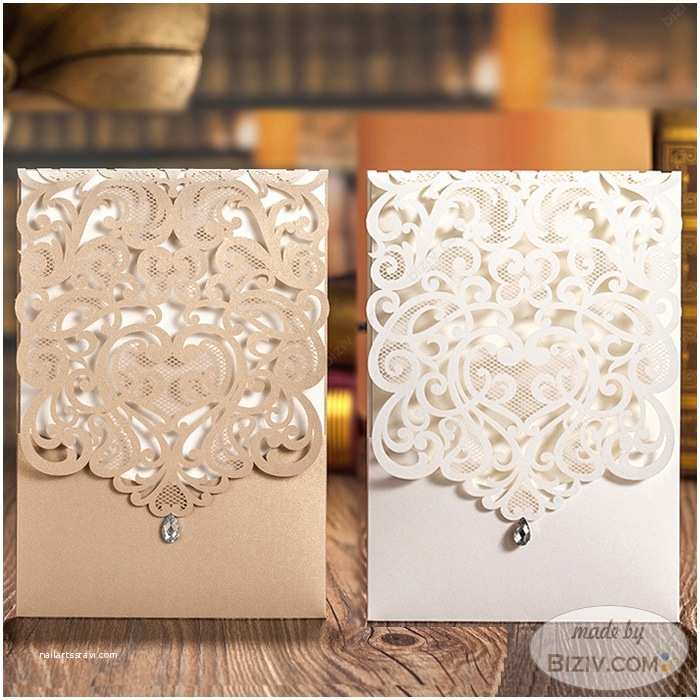 White and Gold Wedding Invitations Gold Wedding Invitations Biziv Promotional Products
