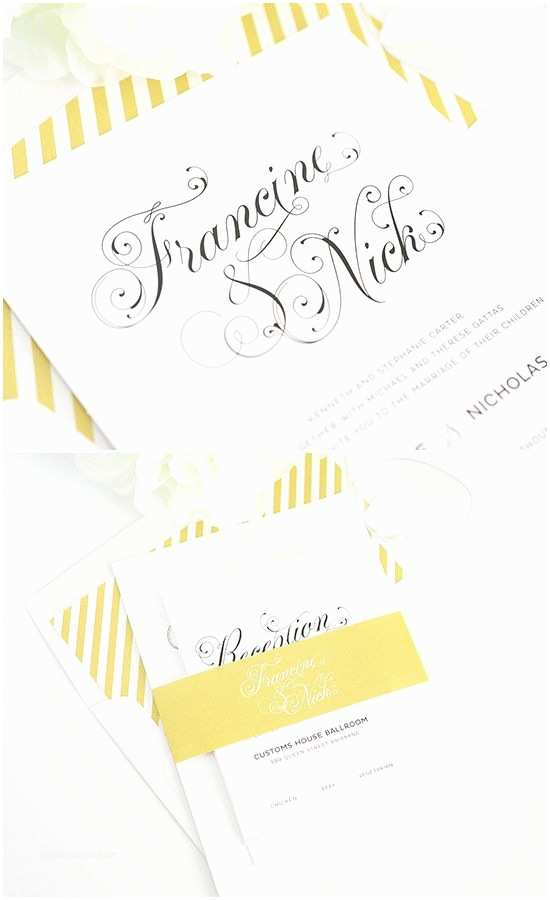 White and Gold Wedding Invitations White and Gold Wedding Invites Goldinvitations