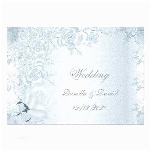 White and Silver Wedding Invitations 11 4 Cm X 15 9 Cm Silver Wedding Invitations Silver