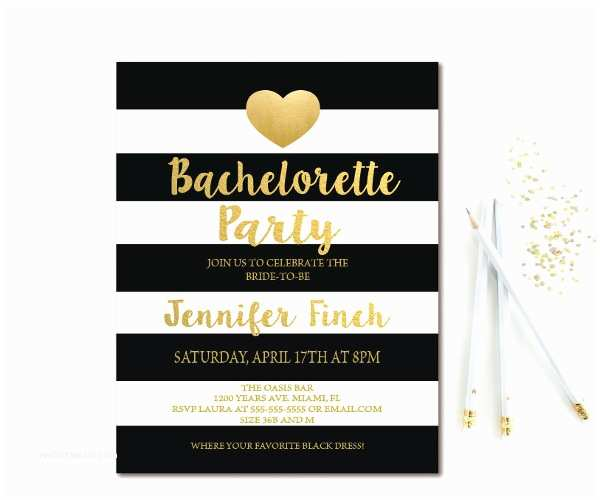 White Party Invitations 10 Black and White Party Invitations Free Sample