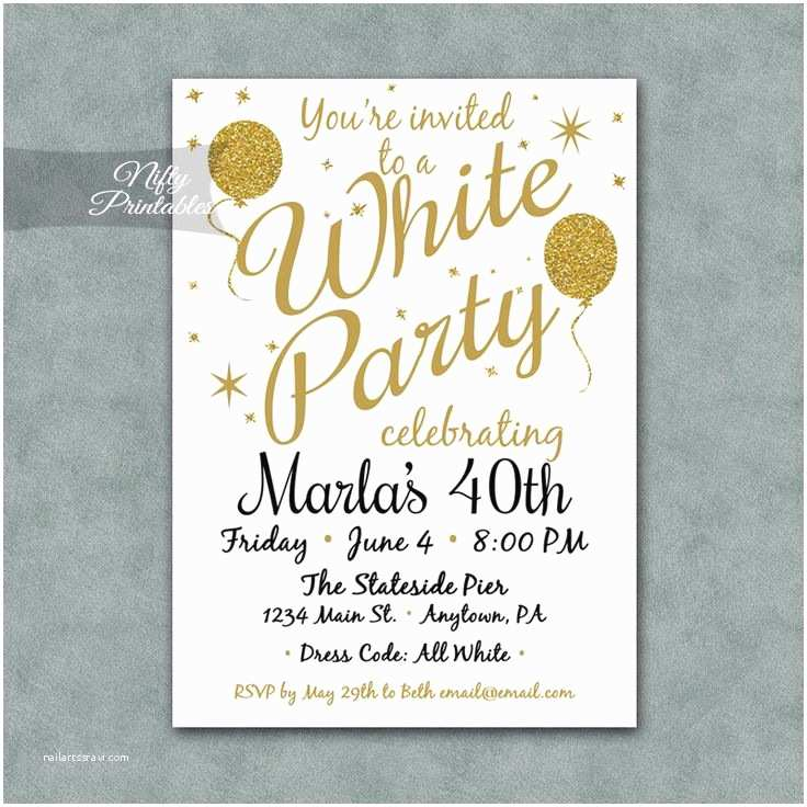 White Party Invitations 25 Best Ideas About White Party attire On Pinterest