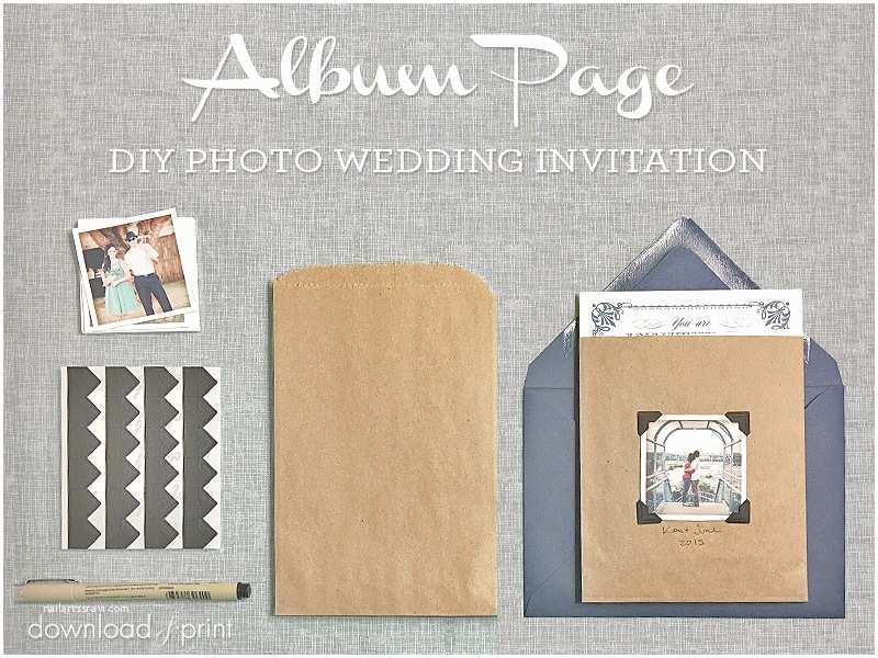 Wholesale Wedding Invitation Albums Album Style Diy Wedding Invitation