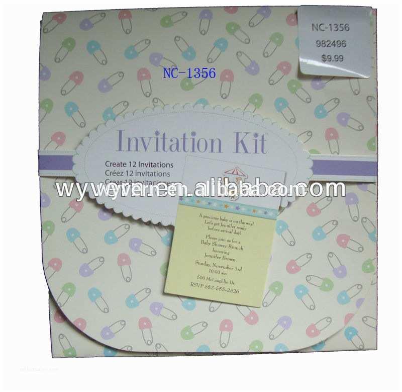 Wholesale Wedding Invitation Albums Festival Invitation Kit We Wholesale Albums