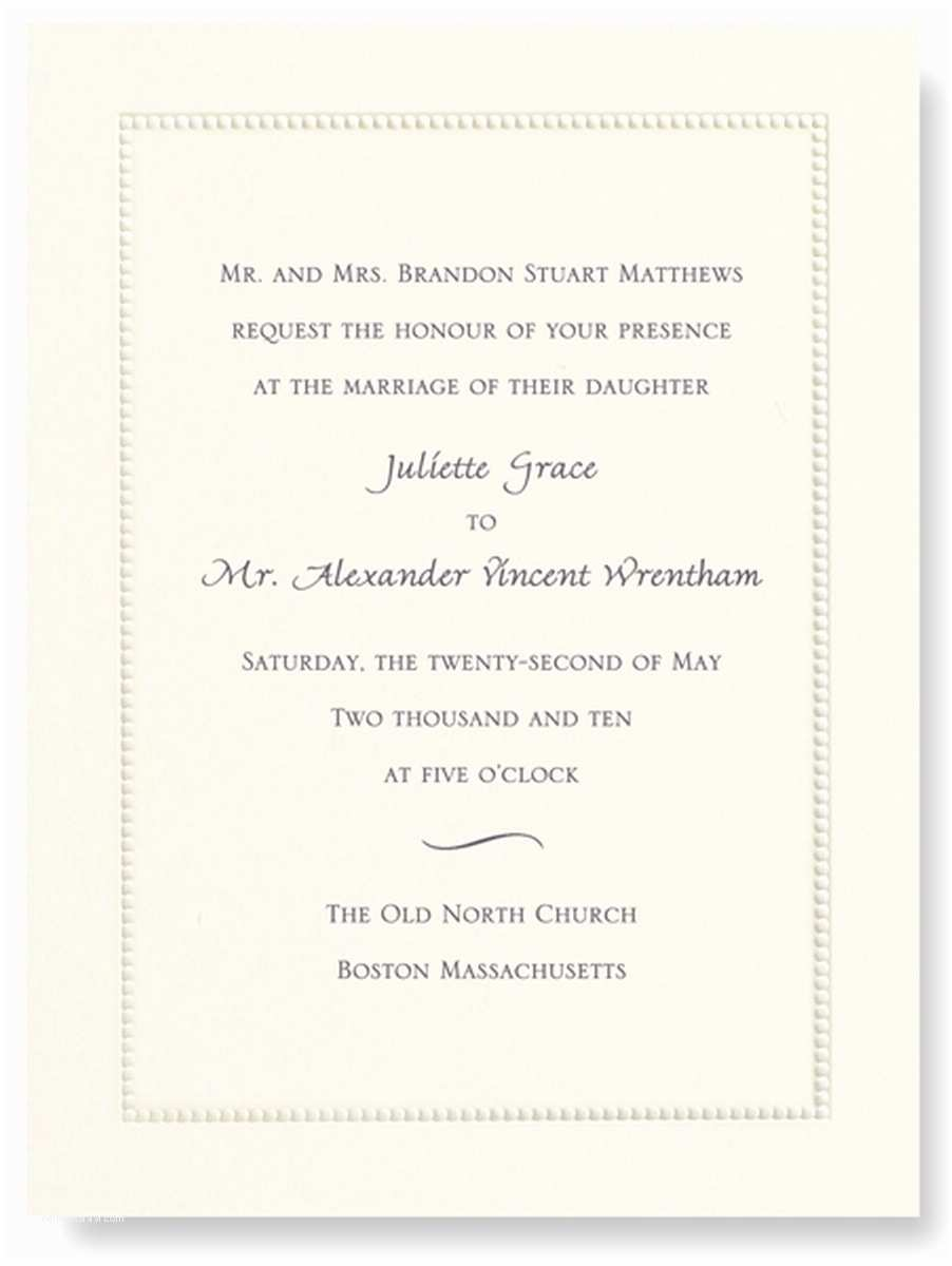 William Arthur Wedding Invitations Wedding Invitations Ireland & Wedding Stationery Classic
