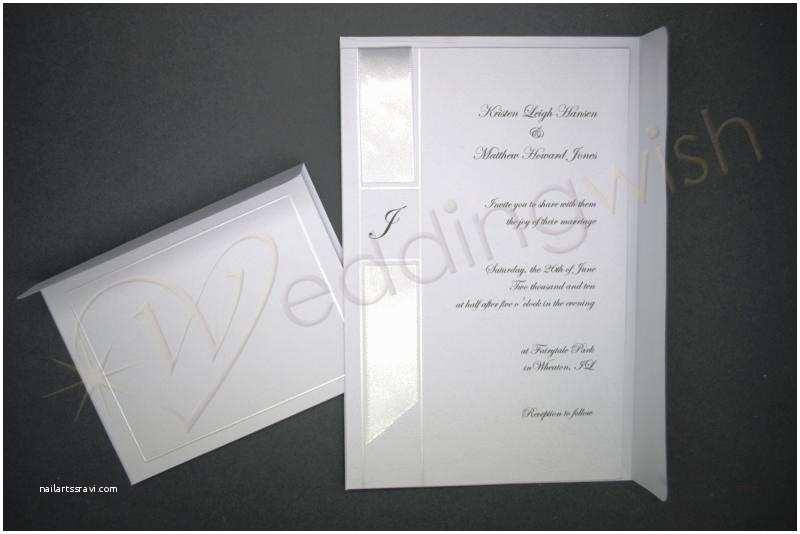 Wilton Wedding Invitations Wedding Wilton Monogram Ribbon Invitation Kit X 25