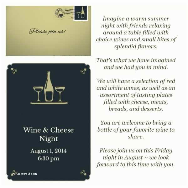 Wine and Cheese Party Invitations 7 Tips for Hosting A Wine & Cheese Party