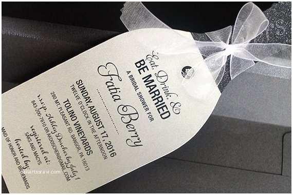 Wine Bottle Wedding Invitations Wine Bottle Invitation