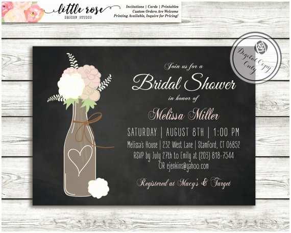 Wine Bridal Shower Invitations Wine Bridal Shower Invitation Wedding Shower Invite Wine