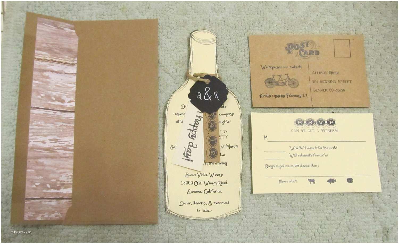 Wine themed Wedding Invitations Items Similar to Wedding Invitation Winery Vineyard