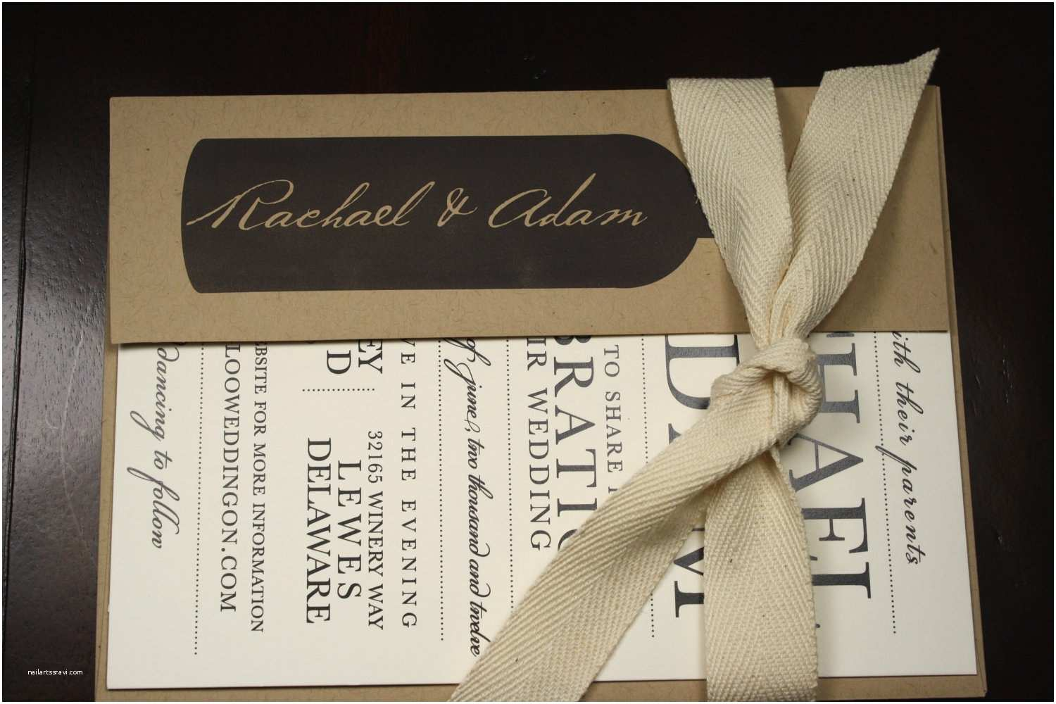 Wine themed Wedding Invitations Wedding Invitation Rustic Vineyard sonoma by Seahorsebendpress