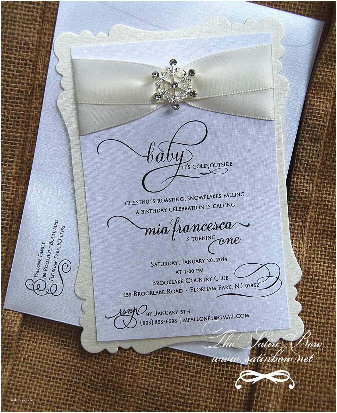 Winter Baby Shower Invitations theme Winter Baby Shower Invitations Wording Winter Baby