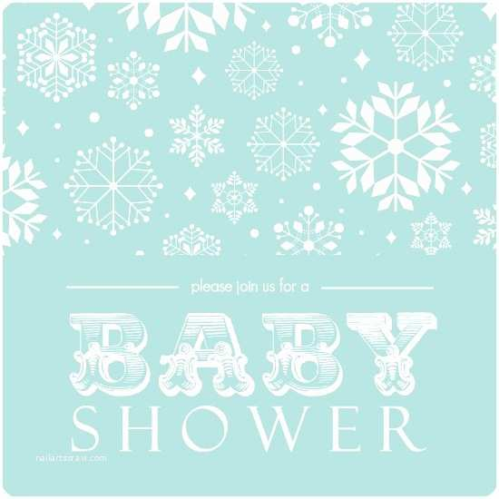 Winter Baby Shower Invitations Winter Baby Shower Ideas Invitations Decorations & More