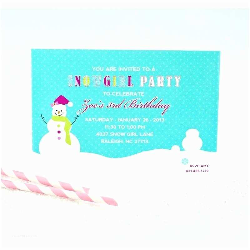 Winter First Birthday Party Invitations Winter Wonderland Birthday Invitations and Winter Birthday