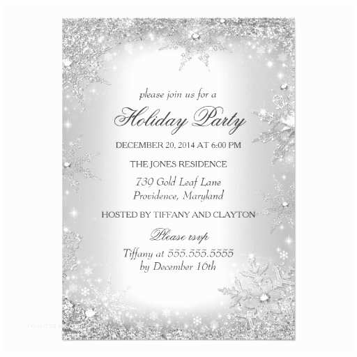 Winter Party Invitations 10 000 Winter Party Invitations Winter Party