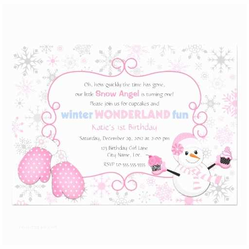 winter party invitations winter wonderland birthday invitation
