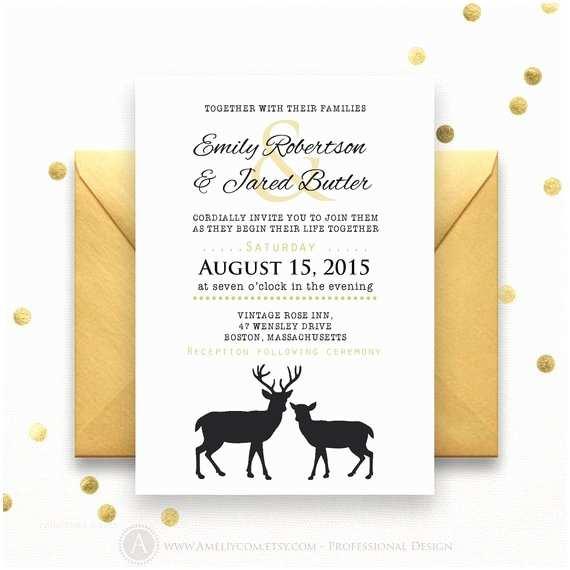 Winter Wedding Invitation Templates Printable Wedding Invitations Winter Wedding Invitation