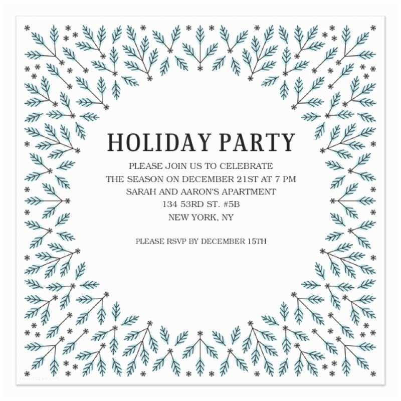 Winter Wedding Invitation Templates Winter Party Invitation Template – orderecigsjuicefo