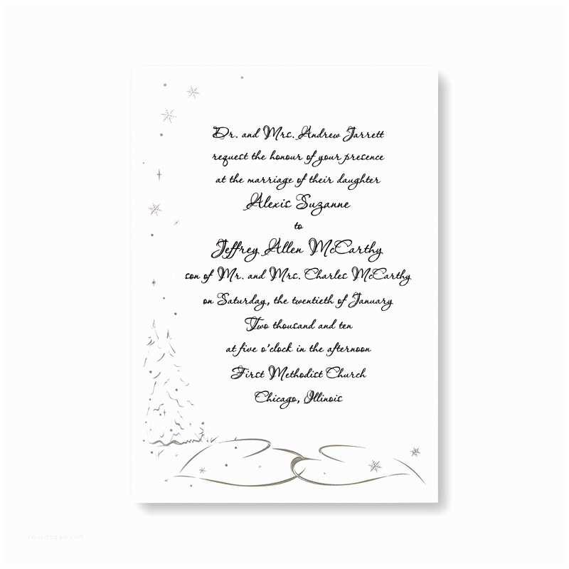 Winter Wonderland Wedding Invitations Ronenia S Blog Winter Wonderland Wedding Invitations