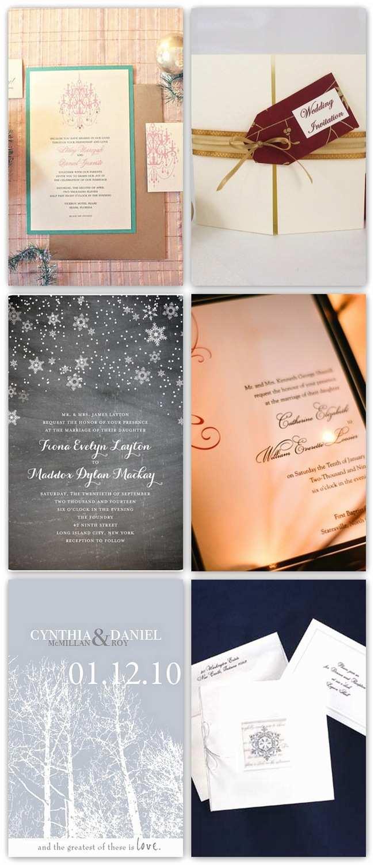 Winter Wonderland Wedding Invitations Winter Wonderland Inspiration Board Of Christmas Wedding
