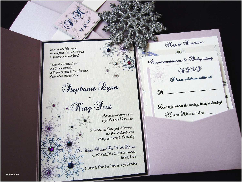 Wonderland Wedding Invitations Winter Wonderland Wedding Invitation Snowflake Invitation