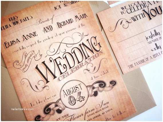 Wood Wedding Invitations Wood Wedding Invitation Rustic Country Wedding
